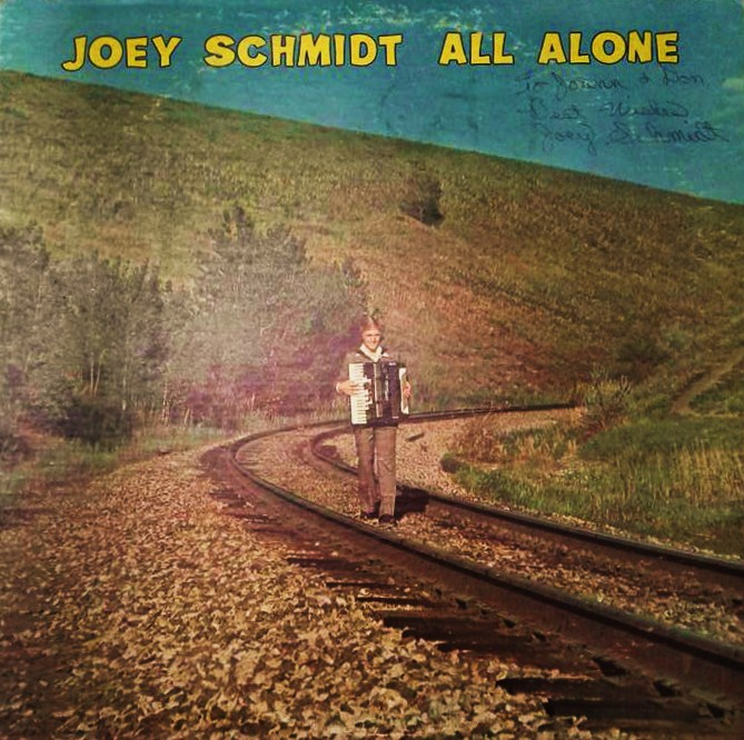 ALL ALONE by Joey Schmidt