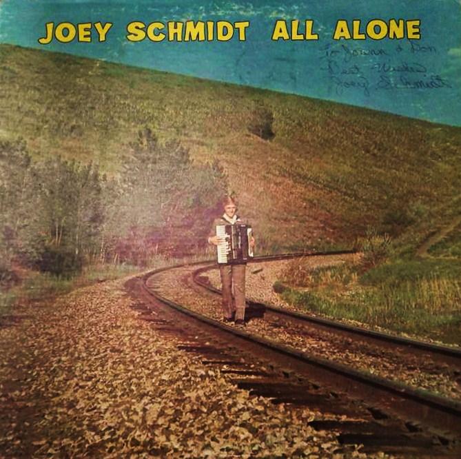 ALL ALONE by Joey Schmidt