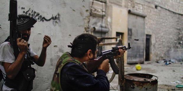 KBRI Damaskus dalam status darurat