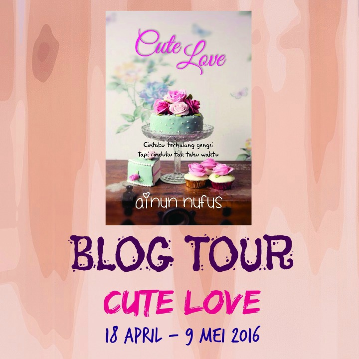 """Blog Tour """"Cute Love"""""""