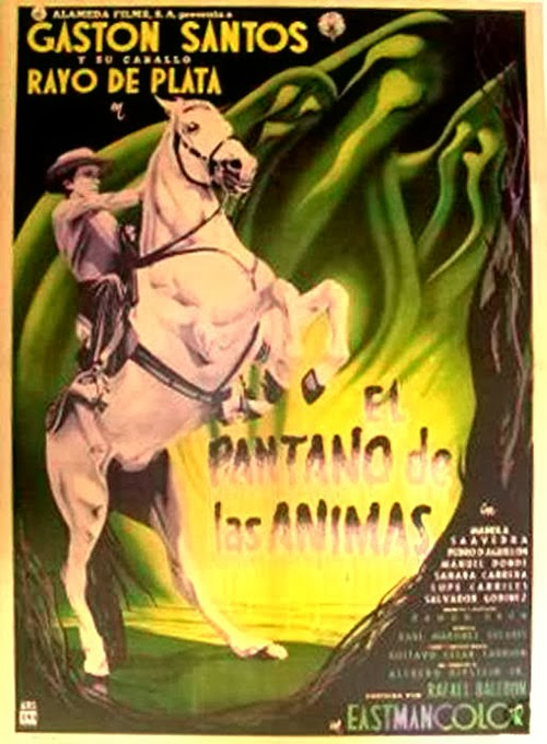 1Swamp of the Lost Souls (1957) Rafael Baledón