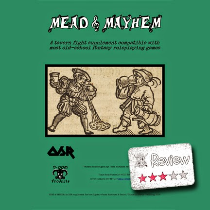 Frugal GM Review: Mead & Mayhem