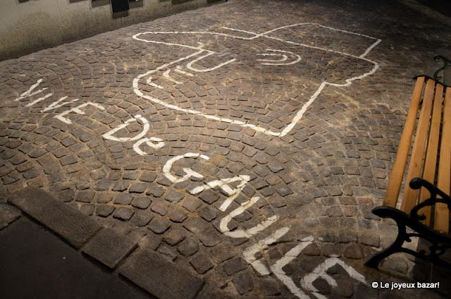 Colombey les deux églises - mémorial Charles de Gaulle