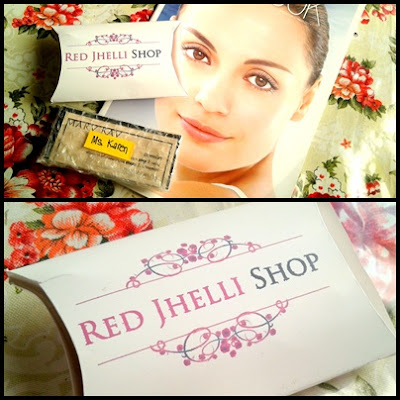 Red Jhelli Package