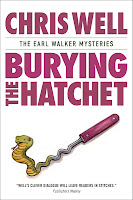 Burying the Hatchet (The Earl Walker Mysteries)