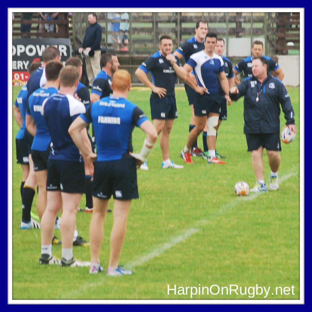 Leinster Rugby Season 2014 15 So Far: HARPIN' ON RUGBY: HoR Pre-season Thoughts