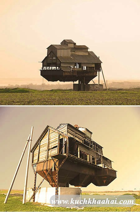 10 Homes that Defy Gravity
