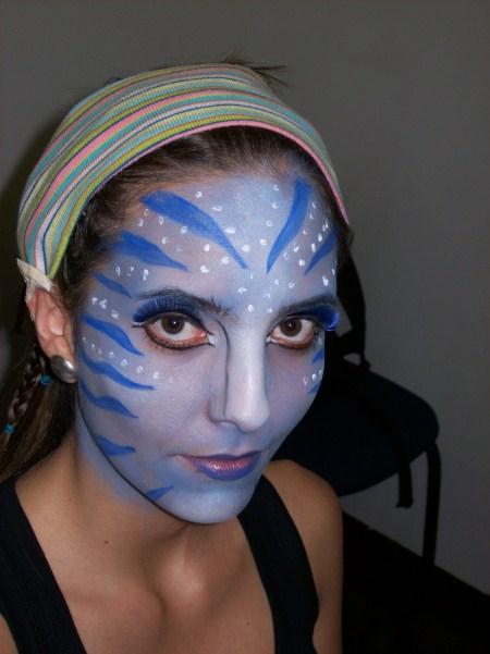 Maquillaje Profesional Maquillaje de AVATAR James Cameron