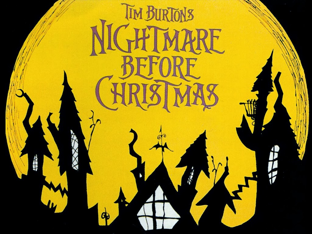 Mente em Conflito: The nightmare before christmas poem X O estranho ...