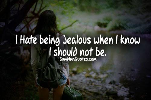 Jealous Girlfriend Quotes. QuotesGram - 30.1KB