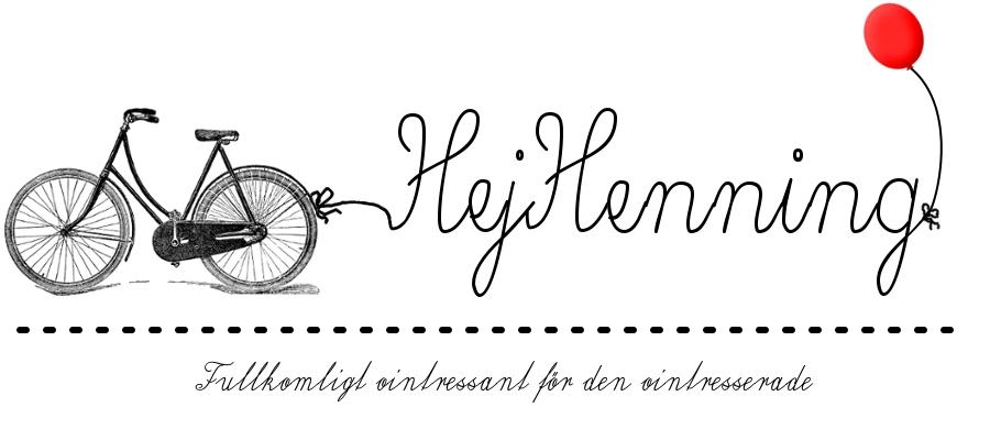 Hej Henning