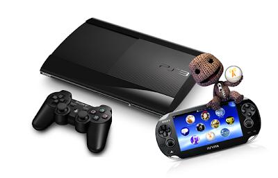 PS3 and PS Vita