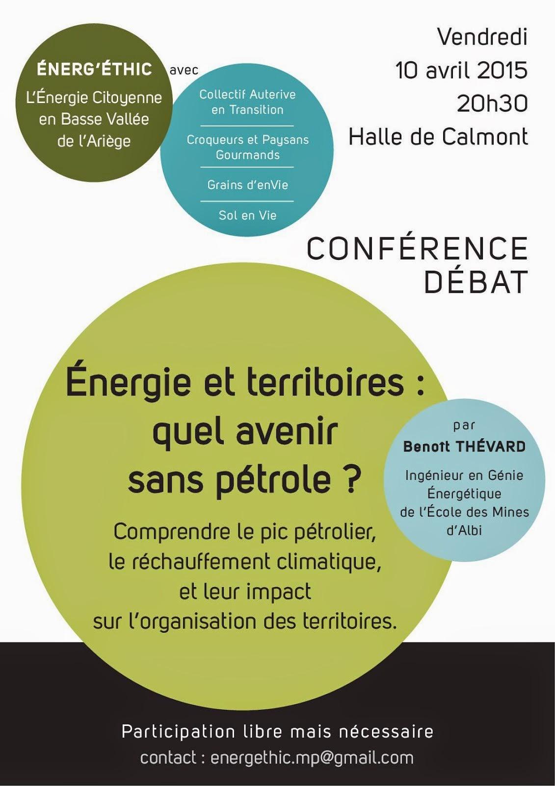 Actualité ENERG'ETHIC