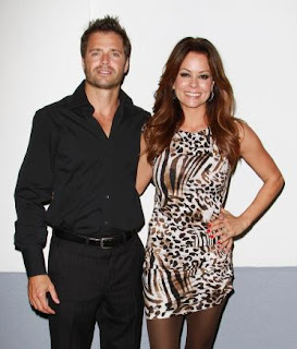 Brooke Burke and David Charvet Married