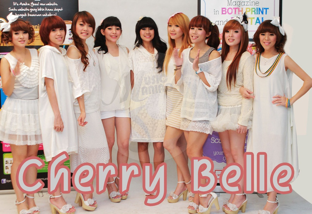 Foto CherryBelle Terbaru