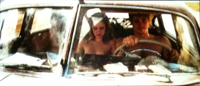 "Kristen Stewart Topless And Sex Scenes In Her New Film ""On The Road"""