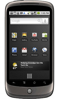 Android 2.2 Available On Google Nexus One