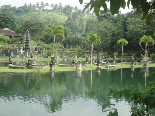 Tirta Gangga Park - Karangasem Bali - Water Garden Palace - Bali, Holidays, Tours, Attractions