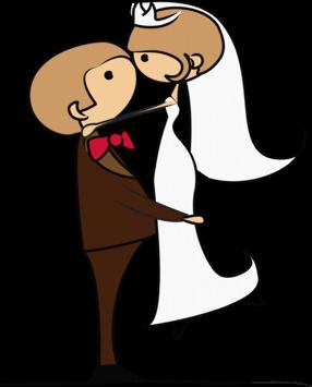 Wedding Gift Clipart Free : Parejas de Novios en Caricatura: Kit Gratis para Scrapbook. Oh My ...