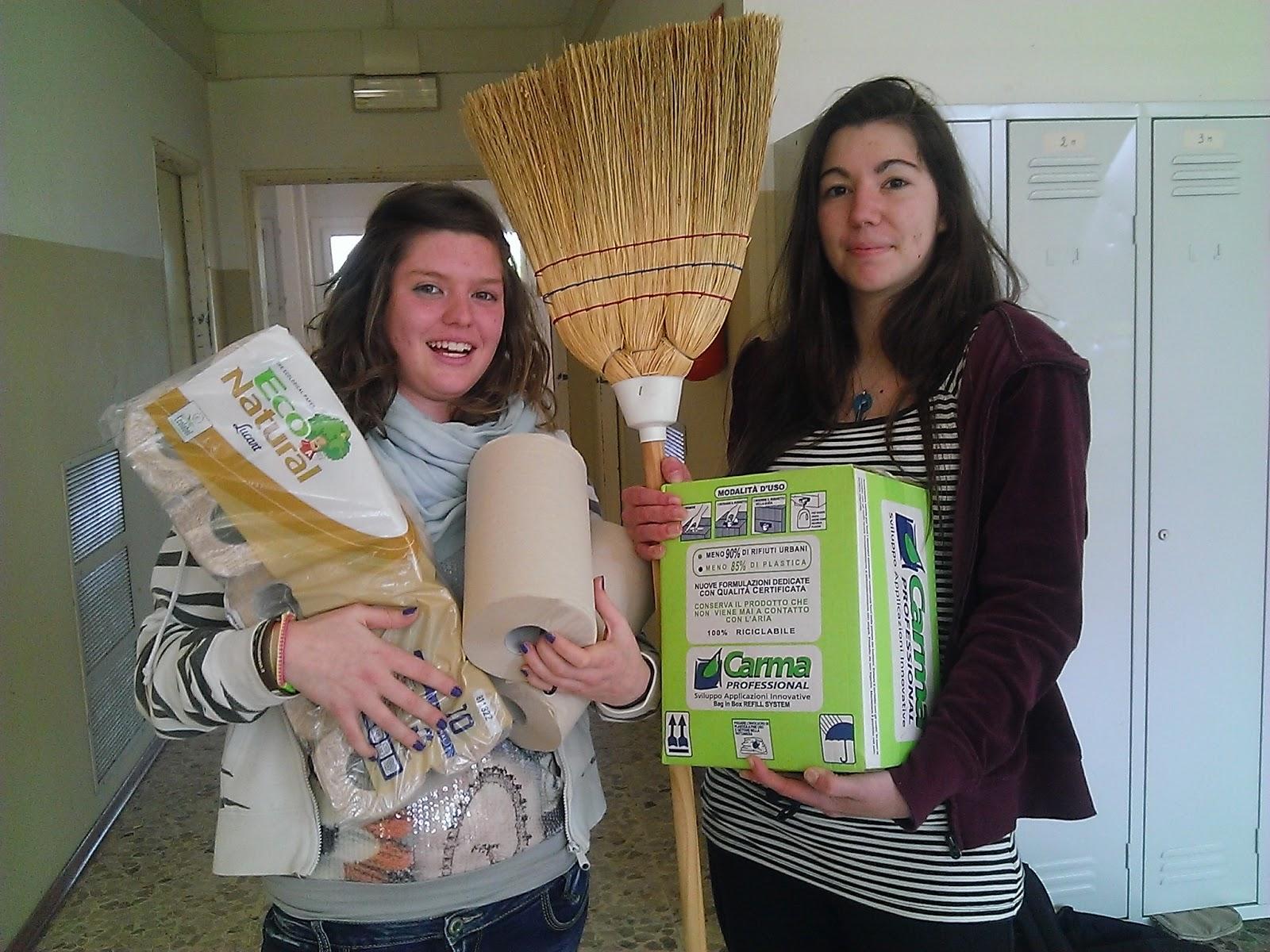 Isiss d sartor prodotti green per la pulizia della - Prodotti ecologici per la pulizia della casa ...
