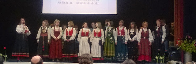 17 maja - Norwegów powód do dumy