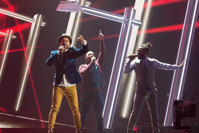 Guy Sebastian Eurovision 2015