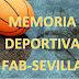 Presentada la Memoria Deportiva FAB SEVILLA correspondiente a la Temporada 13/14