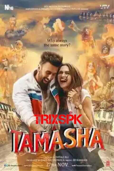 full movie tamasha for mobile