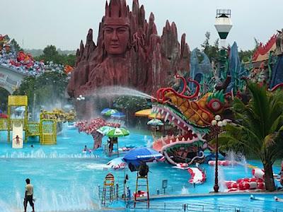 CHINA parks