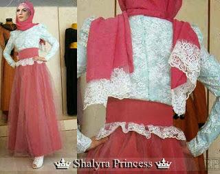 Shalyra Princess Maxi Dress