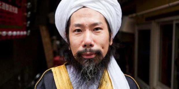 """Tukang Tatto"" Geng YAKUZA kini seorang muslim"
