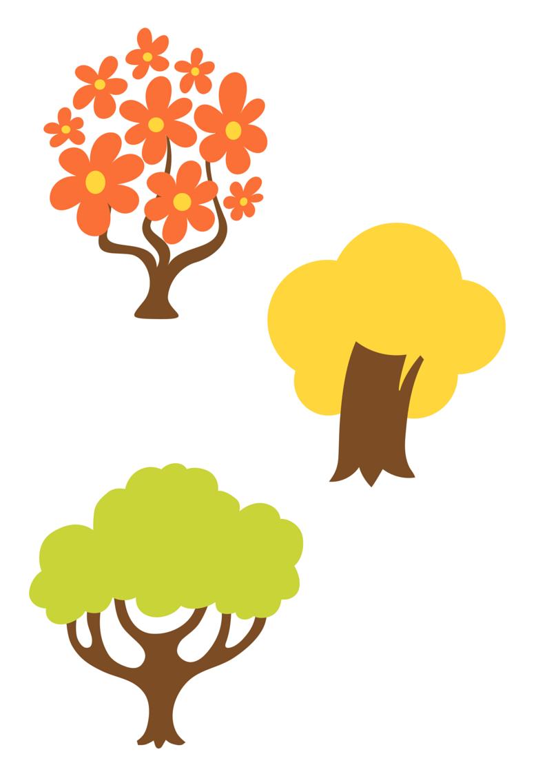 Imagenes de arboles para decorar