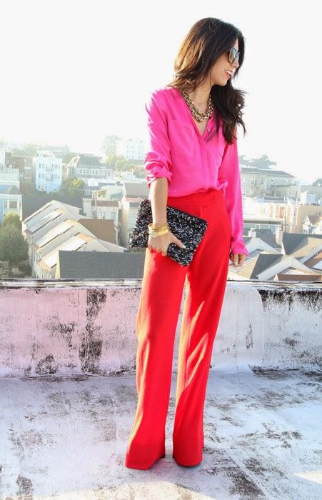 look pink, all pink, ton sur ton, inspiração pink, pense pink, blog camila andrade, blog de moda de ribeirão preto, como usar pink, verão 2015, tendência verão 2015