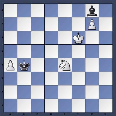 Echecs et Strategie : Les Blancs jouent et gagnent en 4 coups