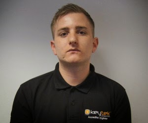 Guest blog from a locksmith training student