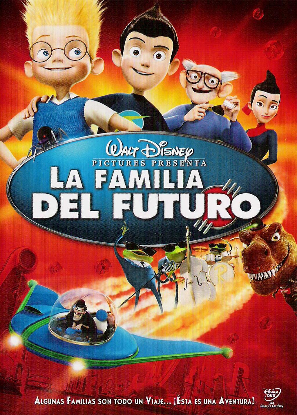 La Familia del Futuro (2007)
