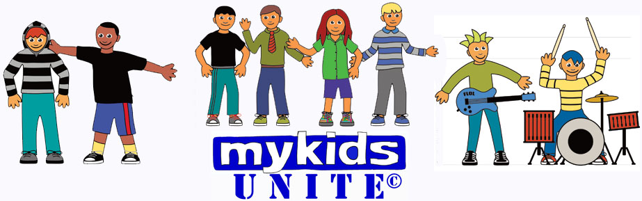 MyKids Unite© Celebrate Friendships for All and a Healthy Planet