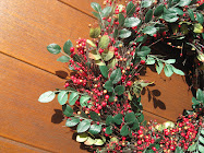 Decorating with Wreaths