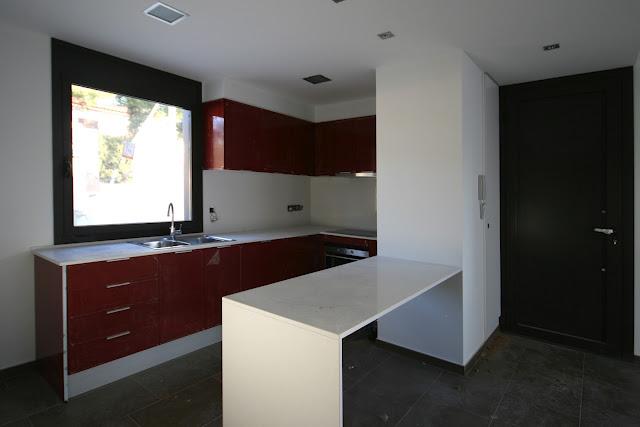 Casa mediterr nea 116 m2 casas y planos for Fosa septica sodimac