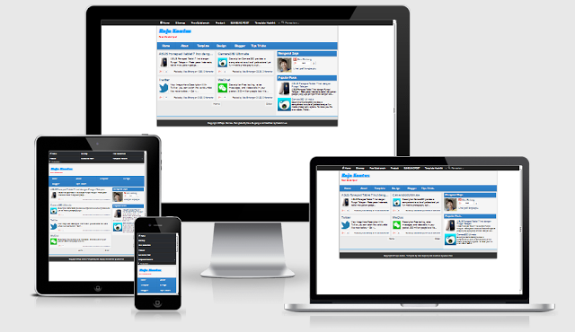 Hack4rt Simple Responsive Blogger Template
