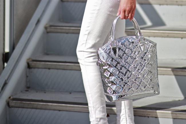 silver purse accessories louis vuitton miroir mirror bags