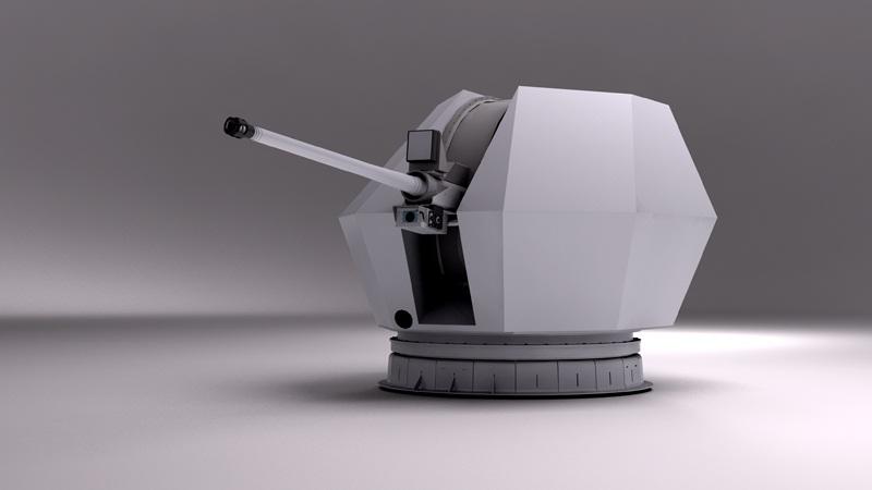 BAE SYSTEMS gana contrato para 4 canones navales para SEMAR 40+Mk4_100910_01