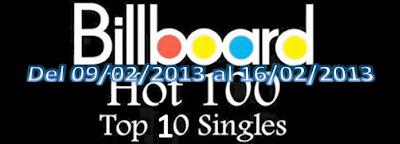 top 10 hits billboard 2013
