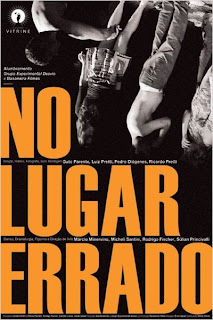 "Poster do filme ""No Lugar Errado"""