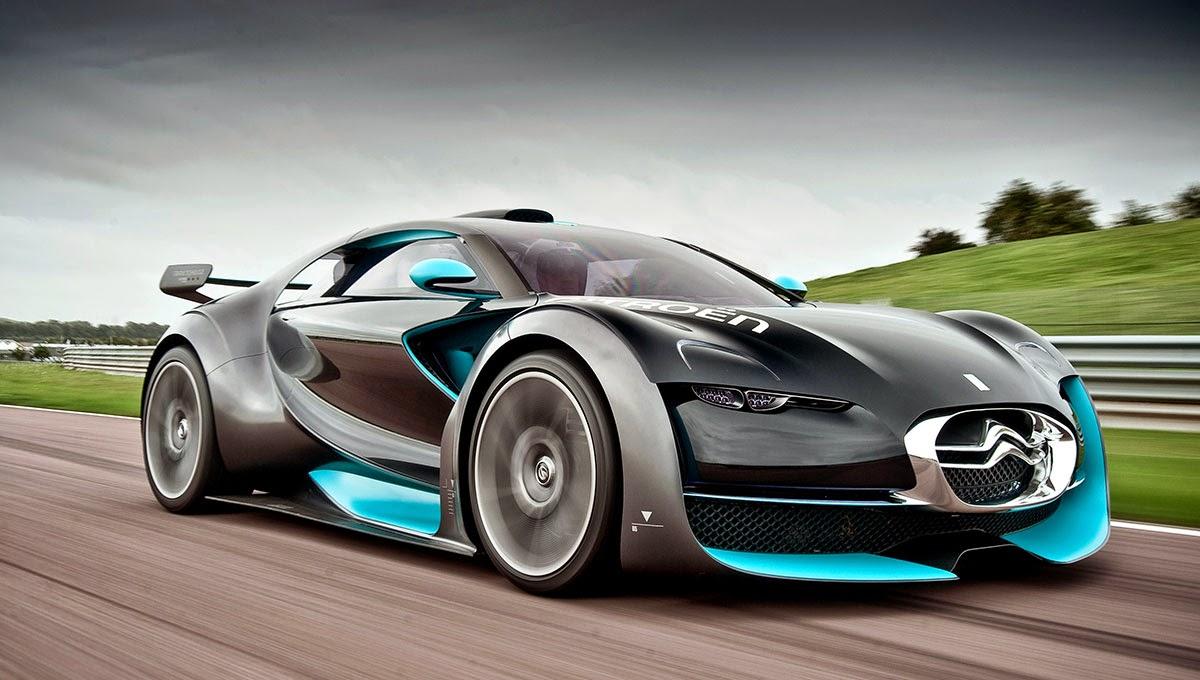 Electric Vehicle Techinfo Citroen Survolt Electric Supercar