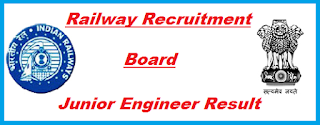 RRB Junior Engineer Results