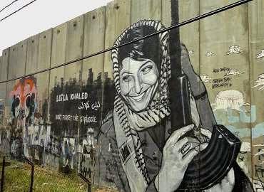 Leila Khalid Palestinain resistance