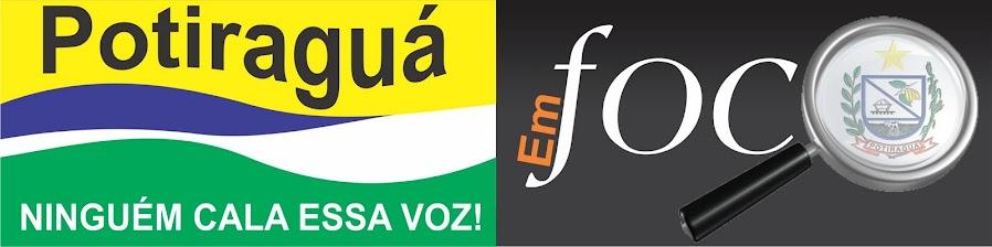 POTIRAGUÁ EM FOCO