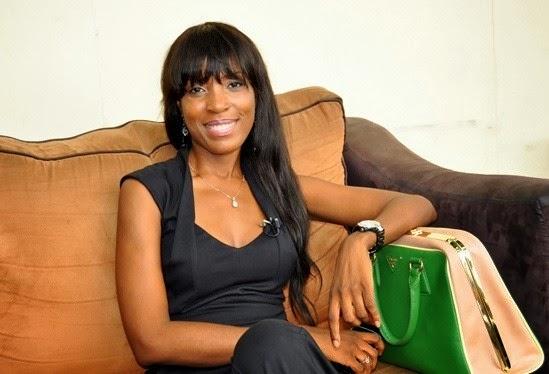 Nigerian Blogger Linda Ikeji