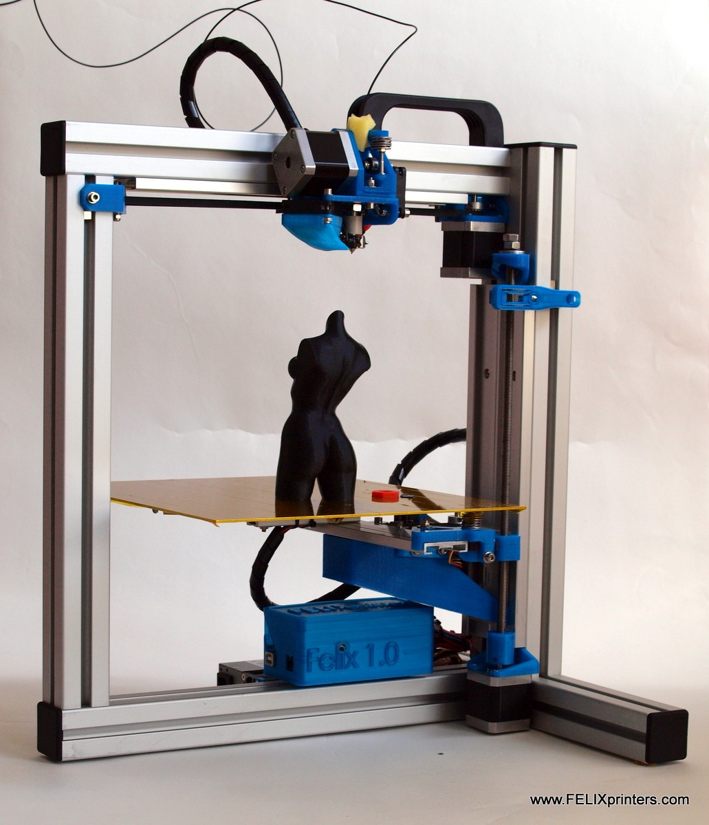 Impresoras 3d noviembre 2012 for Videos de impresoras 3d